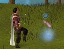 Gabriel training divination