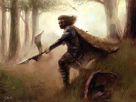 Bear At War