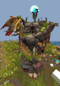 Armadyl's Tower