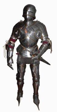 Maximillian Plate Armour