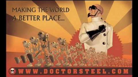 Dr. Steel - Lullaby Bye (With lyrics)