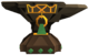 Gilded anvil