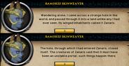 Zanaris Rifts