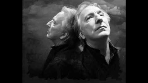 Alan Rickman reads Shakespeare's sonnet 130