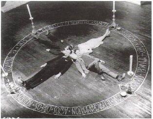 Magickal circle