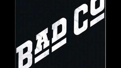 Bad Company - Bad Company (studio version)