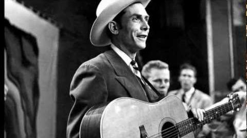 Hank Williams Sr - I Saw The Light - 1948