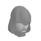 Spooky Aztar head