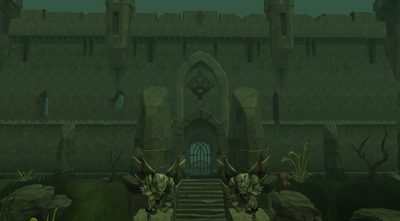 Slayer Tower Entrance
