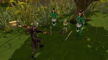 Meeting the Elves