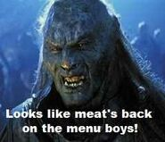 Meat orc