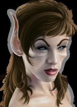 Allisa Foryx Humanoid