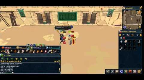 Runescape Kobalos vs Regrette Hex-2