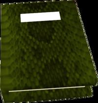 Telepath Tablet Journal