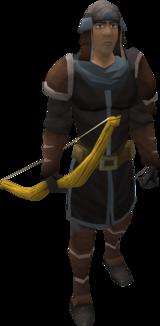 Burthorpe Longbow Archer