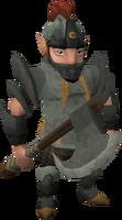 Peth's armour