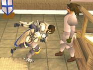 Sirvunda recieves new armor 2