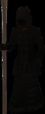 Desmondus human form