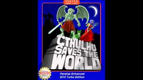 Cthulhu Saves The World OST - Conflict (Battle Theme)