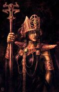 Seraphia ceremonial armor