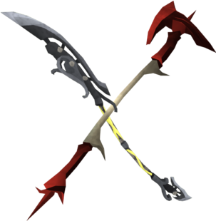 Polearm and Halberd