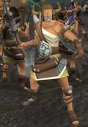 Bandos warrior