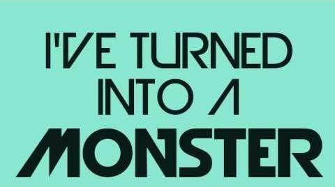 Imagine Dragons - Monster (Lyrics on Screen)