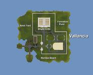 Vallancia Map