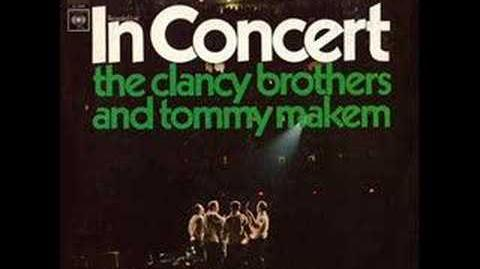 Clancy Brothers and Tommy Makem - Red Haired Mary