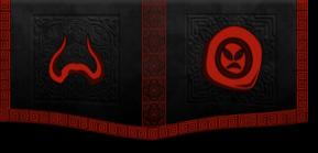 Zamorakian Brigade Banner