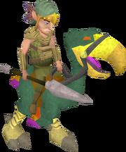 Updated Gnome Terrorbird