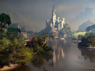 Galewood castle