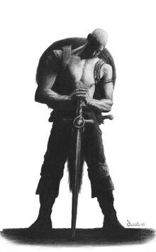 Swordsman1 by Dust 989