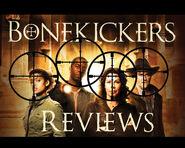 Bonekickers Blip poster