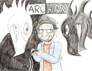 Archon card