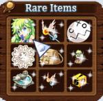 Gacha rare item