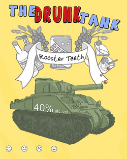 The Drunk Tank (The Rooster Teeth Podcast)