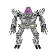 Agdravius Destroyer