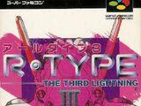 R-Type III: The Third Lightning
