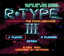 R-Type III