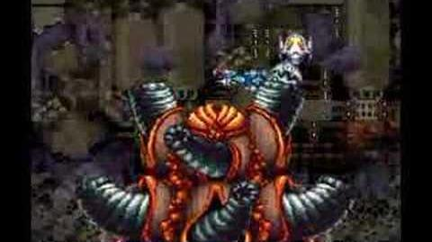 R-type 3 fifth boss on hard mode