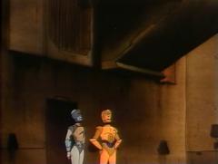 BL-17 C-3PO at processing plant ARTF