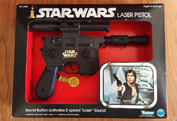 Kenner Han Solo Blaster