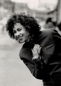 Taborah Johnson 1987