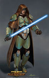 Or jedi in armor
