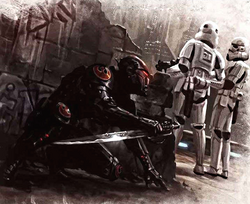 Rebel assassin AoRCR