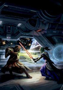 Dural Karrid duel