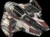 Лёгкий перехватчик типа Эта-2 «Актис»/Канон