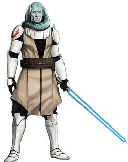Twilek Jedi Knight RotS
