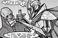 Grievous and Tion Medon